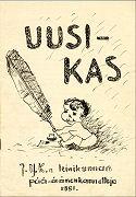 Kaskas kansi 1951