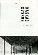 Kaskas-kansi helmikuu 1962