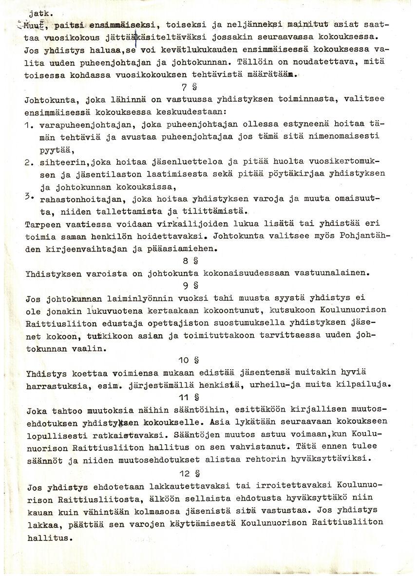 Jyrän säännöt sivu 2