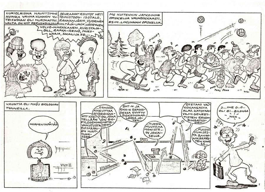 Sarjakuva sivu 3