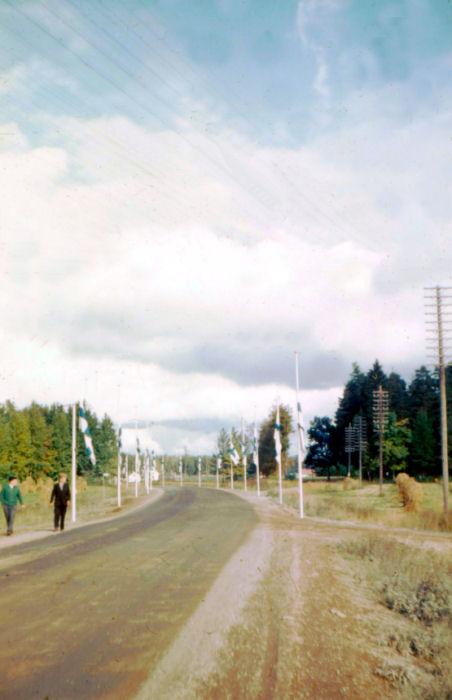 Suruliputus alkoi Järvenpään rajalta jatkuen Ainolaan saakka