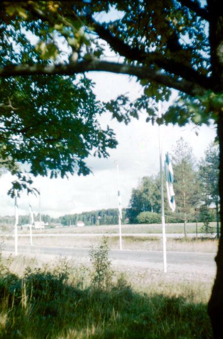 Suruliputus Järvenpään rajalta Ainolaan