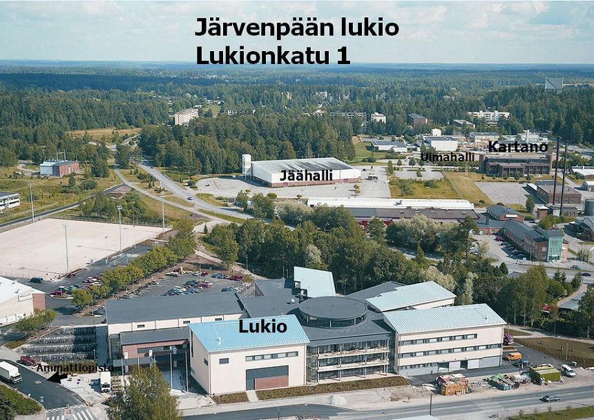 Järvenpään Lukio