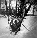 6 B 1957 hiihtopäivä